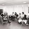 Samling i dagrummet på Tallbo 1966.