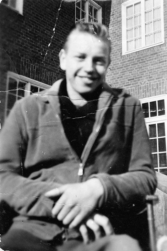 Tore Nilsson 1958