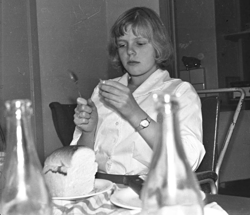 Ulla Lennman 1957.