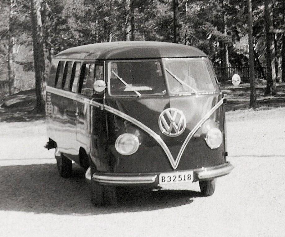VW-bussen.