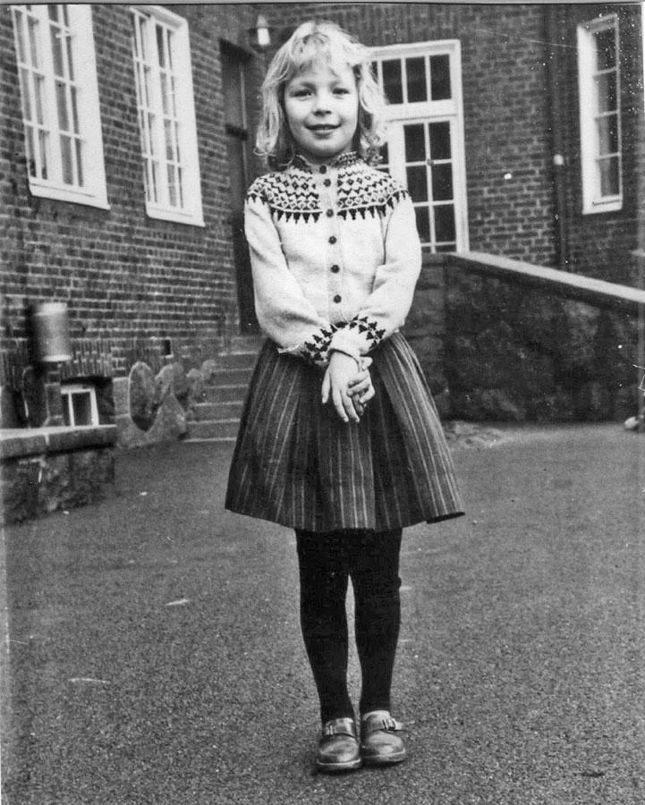 Wenche Willumsen 1960